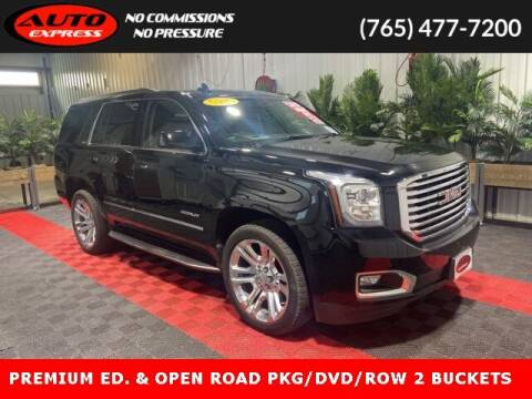 2017 GMC Yukon for sale at Auto Express in Lafayette IN