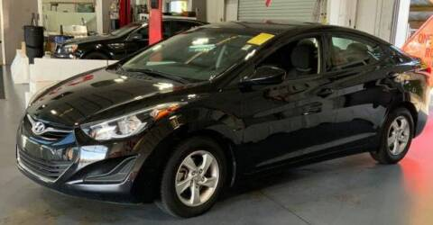 2015 Hyundai Elantra for sale at Klassic Cars in Lilburn GA