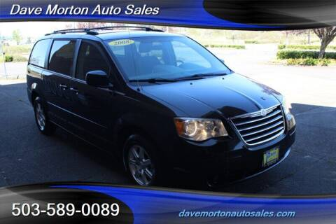 2008 Chrysler Town and Country for sale at Dave Morton Auto Sales in Salem OR