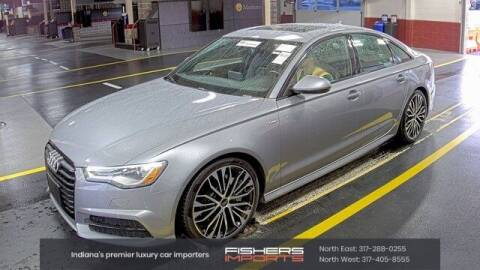 2018 Audi A6 for sale at Fishers Imports in Fishers IN