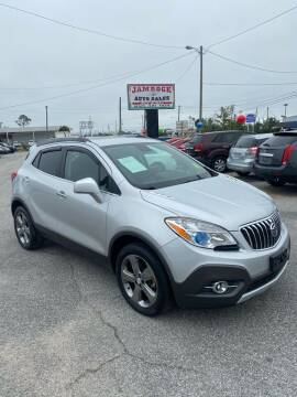 2013 Buick Encore for sale at Jamrock Auto Sales of Panama City in Panama City FL
