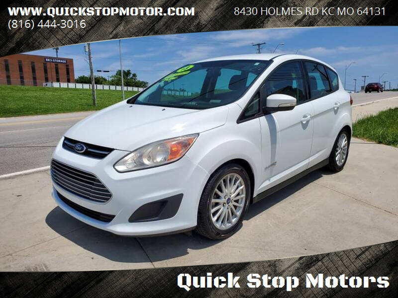 2013 Ford C-MAX Hybrid for sale at Quick Stop Motors in Kansas City MO
