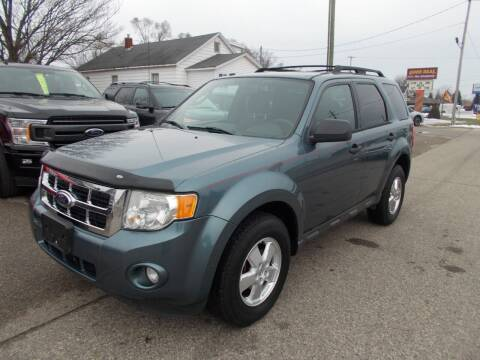 2011 Ford Escape for sale at Jenison Auto Sales in Jenison MI