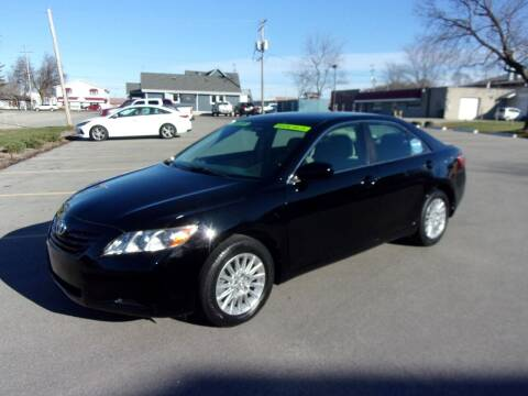 2008 Toyota Camry for sale at Ideal Auto Sales, Inc. in Waukesha WI