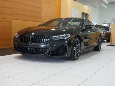 2020 BMW 8 Series for sale at PORSCHE OF NORTH OLMSTED in North Olmsted OH
