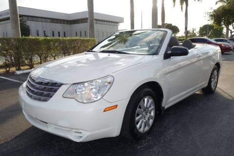2008 Chrysler Sebring for sale at SR Motorsport in Pompano Beach FL