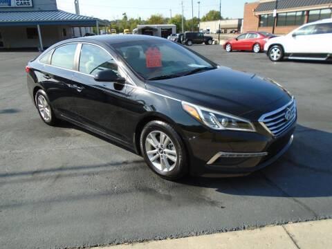 2015 Hyundai Sonata for sale at PIEDMONT CUSTOM CONVERSIONS USED CARS in Danville VA