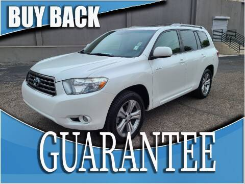 2008 Toyota Highlander for sale at Reliable Auto Sales in Las Vegas NV