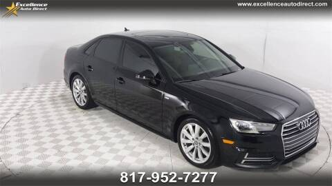 2018 Audi A4 for sale at Excellence Auto Direct in Euless TX