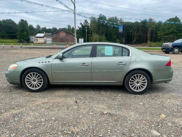 2007 Buick Lucerne for sale at Upstate Auto Sales Inc. in Pittstown NY