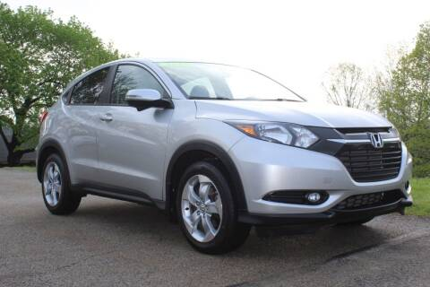 2016 Honda HR-V for sale at Harrison Auto Sales in Irwin PA