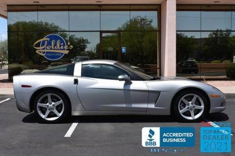 2007 Chevrolet Corvette for sale at GOLDIES MOTORS in Phoenix AZ