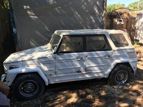 1973 Volkswagen Thing for sale at Classic Car Deals in Cadillac MI