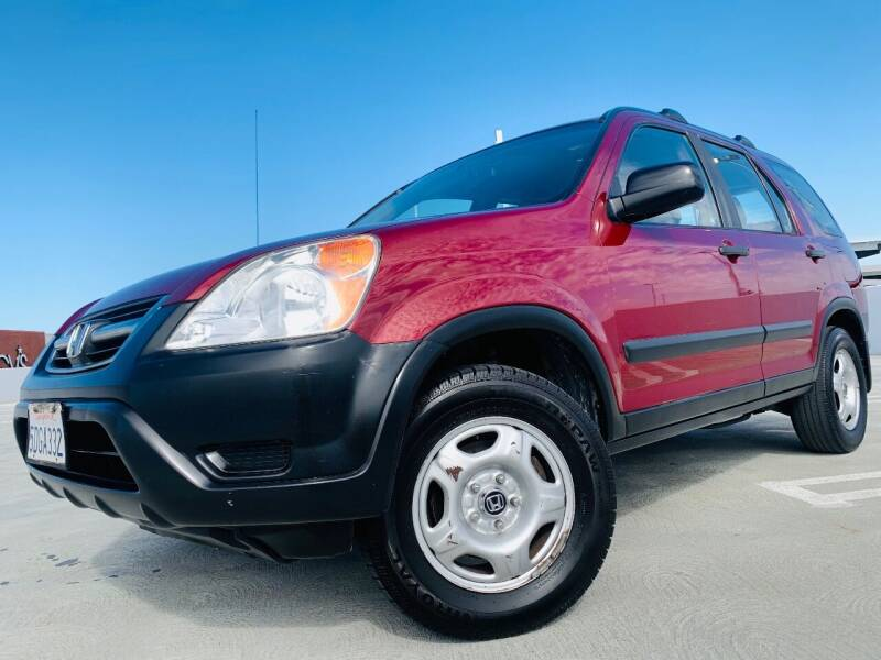 2003 Honda CR-V for sale at Empire Auto Sales in San Jose CA
