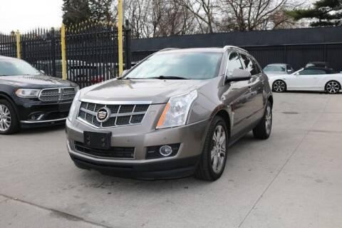2012 Cadillac SRX for sale at F & M AUTO SALES in Detroit MI