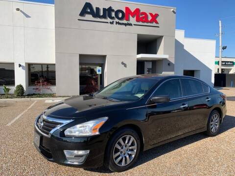 2015 Nissan Altima for sale at AutoMax of Memphis - V Brothers in Memphis TN