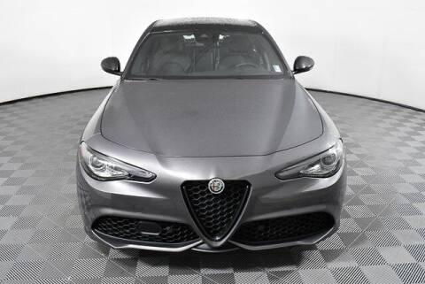 2021 Alfa Romeo Giulia for sale at Southern Auto Solutions - Georgia Car Finder - Southern Auto Solutions-Jim Ellis Mazda Atlanta in Marietta GA
