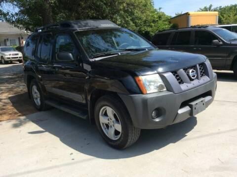 2006 Nissan Xterra for sale at Cobalt Cars in Atlanta GA