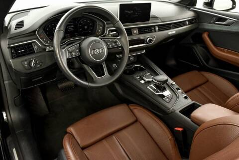 2018 Audi A5 for sale at CU Carfinders in Norcross GA