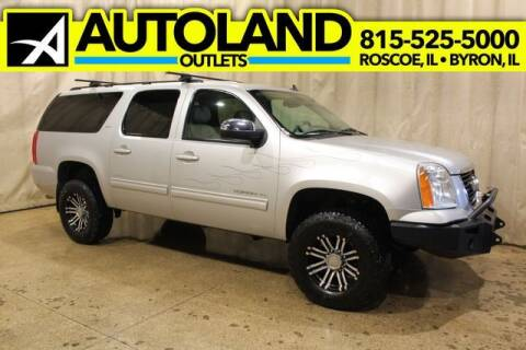 2012 GMC Yukon XL for sale at AutoLand Outlets Inc in Roscoe IL