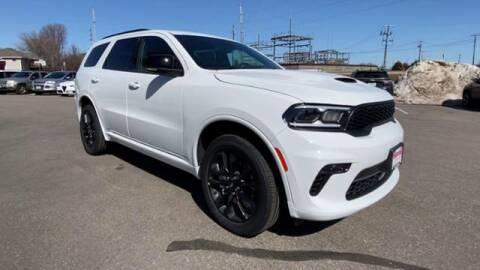 2021 Dodge Durango for sale at Waconia Auto Detail in Waconia MN