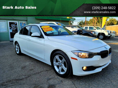 2015 BMW 3 Series for sale at Stark Auto Sales in Modesto CA