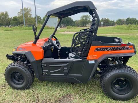 2020 HISUN STRIKE 250 for sale at JENTSCH MOTORS in Hearne TX