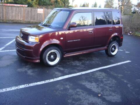 2005 Scion xB for sale at Western Auto Brokers in Lynnwood WA