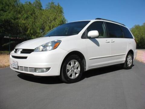 2004 Toyota Sienna for sale at Mrs. B's Auto Wholesale / Cash For Cars in Livermore CA