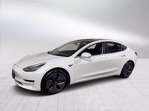 2018 Tesla Model 3 for sale at Fitzgerald Cadillac & Chevrolet in Frederick MD