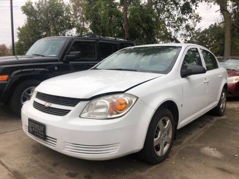 2007 Chevrolet Cobalt for sale at Wolff Auto Sales in Clarksville TN