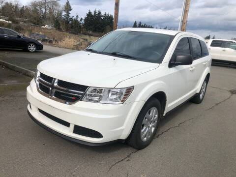 2015 Dodge Journey for sale at KARMA AUTO SALES in Federal Way WA