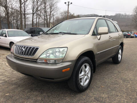 2002 Lexus RX 300 for sale at Used Cars 4 You in Serving NY