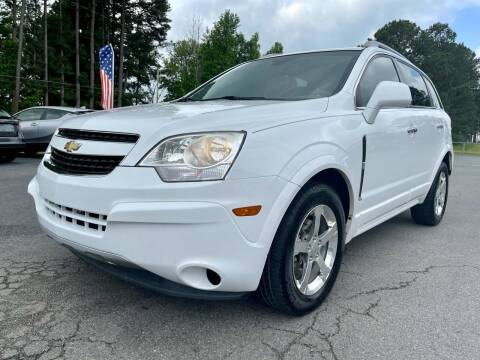 2014 Chevrolet Captiva Sport for sale at Airbase Auto Sales in Cabot AR