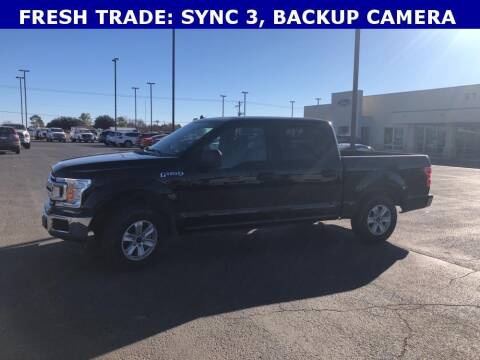 2019 Ford F-150 for sale at STANLEY FORD ANDREWS in Andrews TX