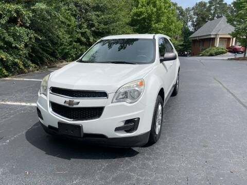 2014 Chevrolet Equinox for sale at SMT Motors in Roswell GA