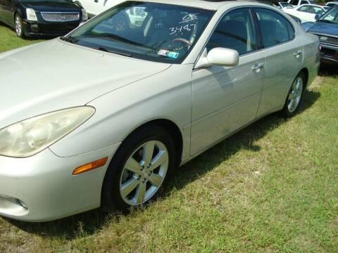 2005 Lexus ES 330 for sale at Branch Avenue Auto Auction in Clinton MD