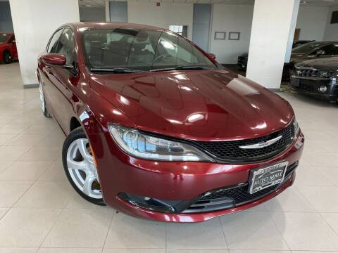 2016 Chrysler 200 for sale at Auto Mall of Springfield in Springfield IL