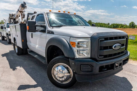 2015 Ford F-450 Super Duty for sale at Fruendly Auto Source in Moscow Mills MO