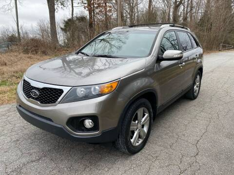 2012 Kia Sorento for sale at Speed Auto Mall in Greensboro NC