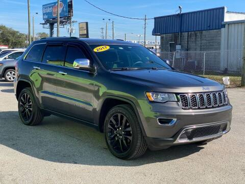 2017 Jeep Grand Cherokee for sale at Marvin Motors in Kissimmee FL