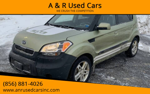2010 Kia Soul for sale at A & R Used Cars in Clayton NJ