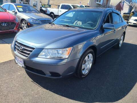 2009 Hyundai Sonata for sale at Express Auto Mall in Totowa NJ
