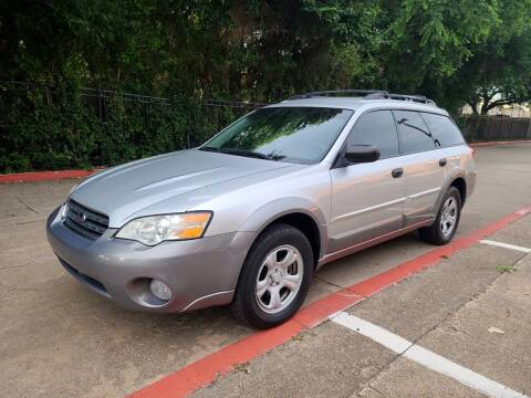 2007 Subaru Outback for sale at DFW Autohaus in Dallas TX