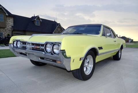 1966 Oldsmobile 442 for sale at Suncoast Sports Cars and Exotics in West Palm Beach FL