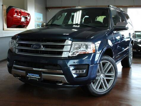 2016 Ford Expedition for sale at Motion Auto Sport in North Canton OH