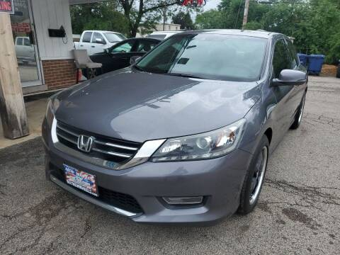 2013 Honda Accord for sale at New Wheels in Glendale Heights IL