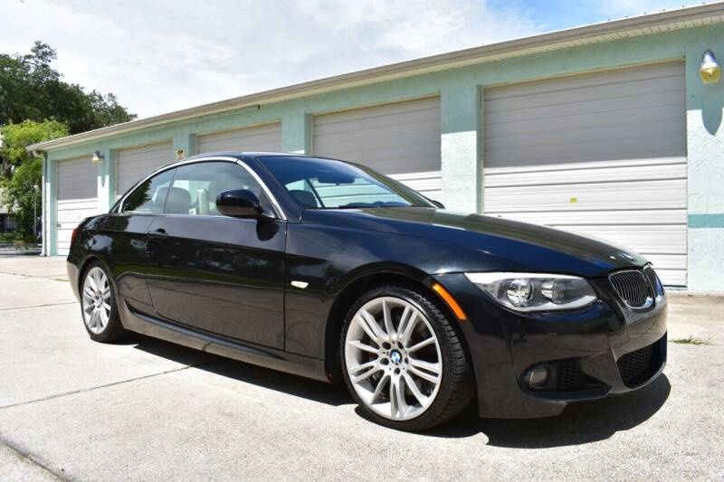 2013 BMW 3 Series for sale at Advantage Auto Group Inc. in Daytona Beach FL