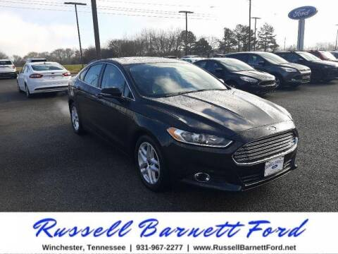 2015 Ford Fusion for sale at Oskar  Sells Cars in Winchester TN