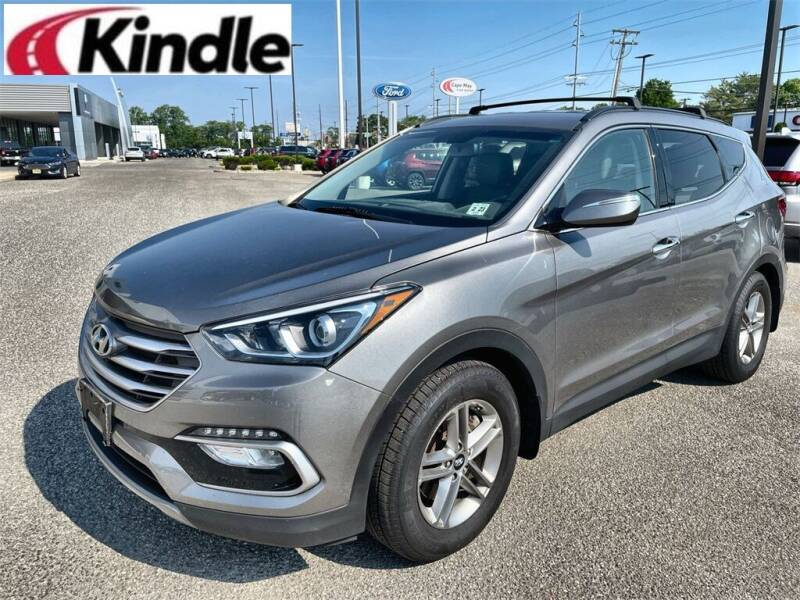 2018 Hyundai Santa Fe Sport for sale at Kindle Auto Plaza in Middle Township NJ